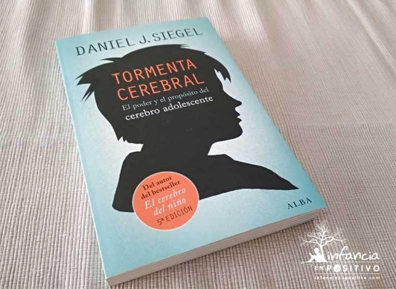 Libro Tormenta cerebral (Daniel J. Siegel)
