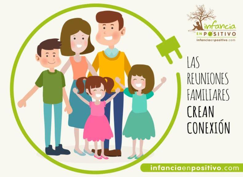 La Reunión Familiar crea Conexión