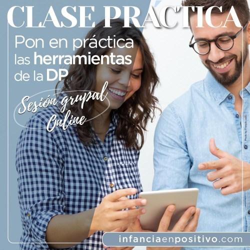clase online herramientas de DP