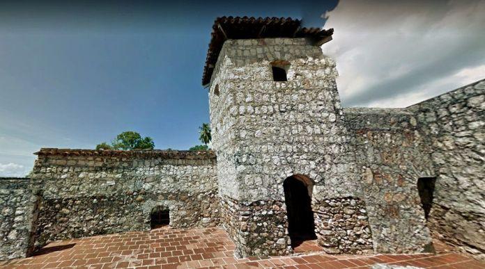 Torre del Castillo de San Felipe de Lara