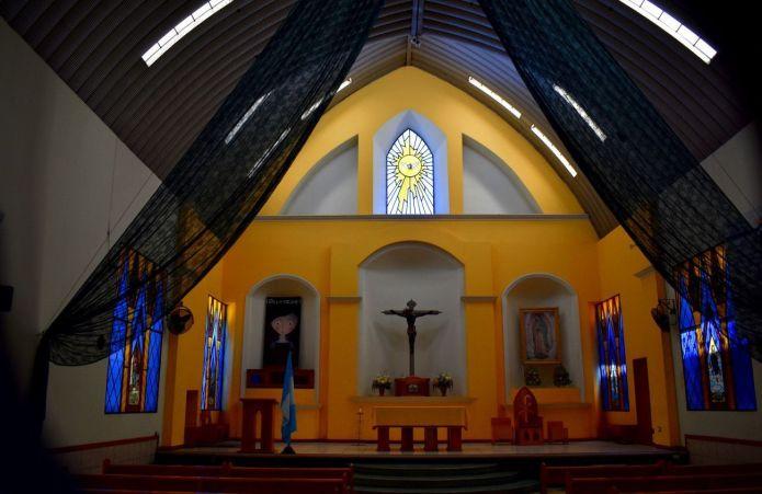 Iglesia Señor de Esquipulas Guastatoya