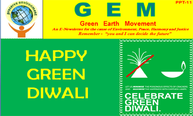 Gem ppt-11-happy green diwali