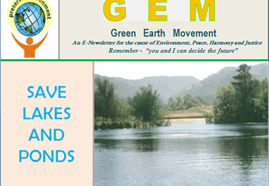 Gem ppt-22-save ponds and lakes