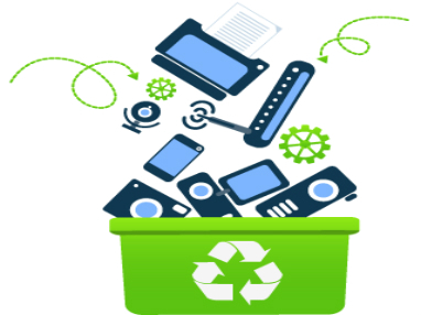 List of e-waste