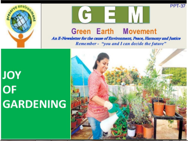 Gem ppt-37 – joy of gardening