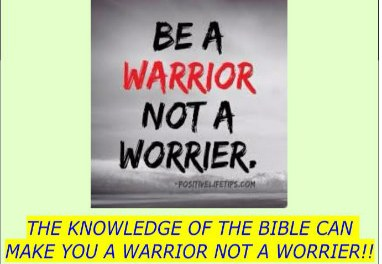 Bible study part 3