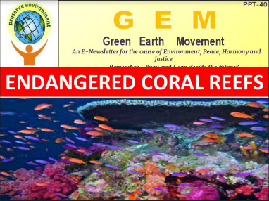 Gem ppt-40-endangered coral reaf