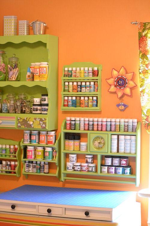craft paint storage (4)