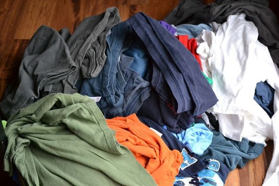 pile of t-shirts (1)
