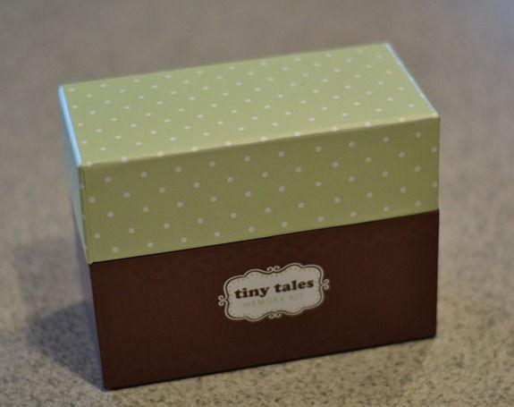 tiny tales memory kits (10)
