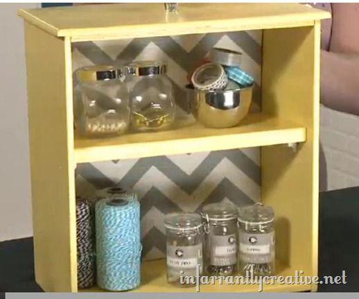 drawer display case