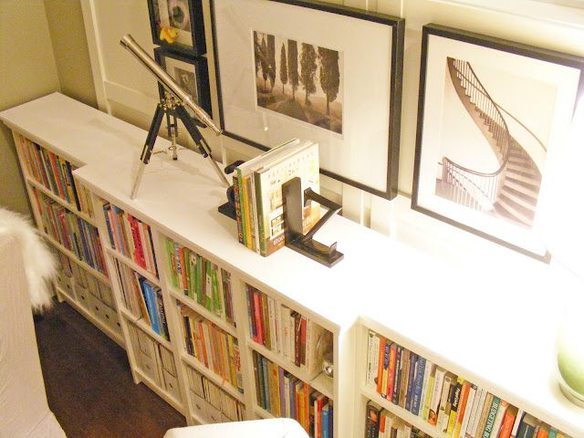 5 Ways To Fake Built In Shelving Infarrantly Creative