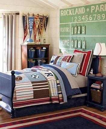 junior varsity pb kids room