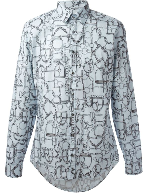 gucci graphic shirt