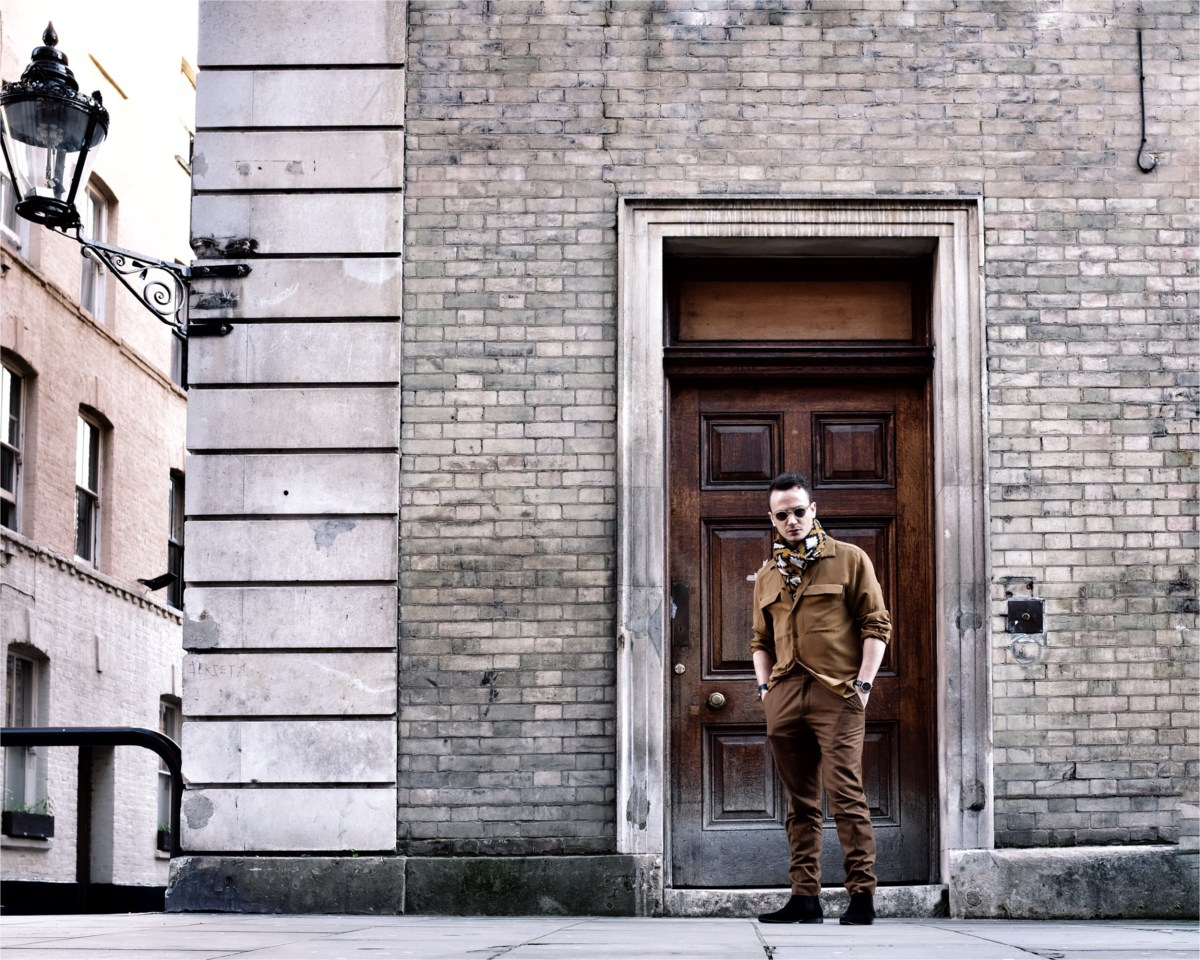INFASHIONITY menswear fashion blog streetstyle lonfon fashion week men camel coat henri balit