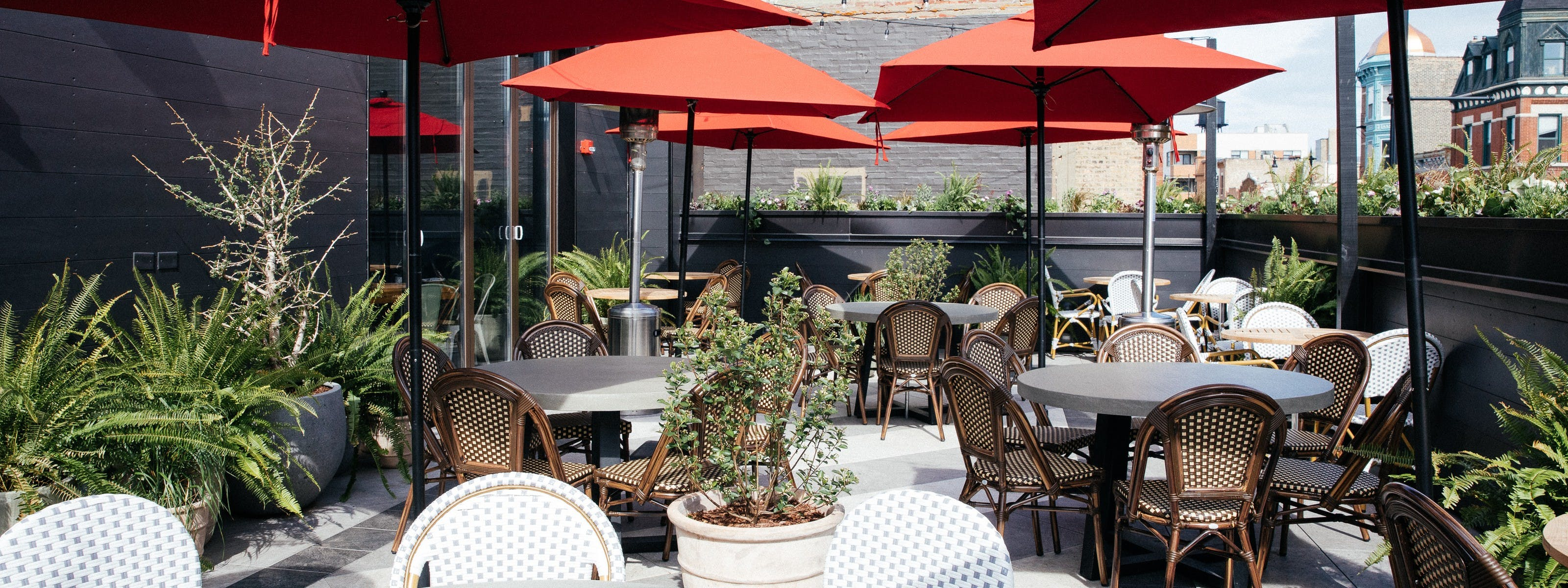 chicago restaurants with outdoor