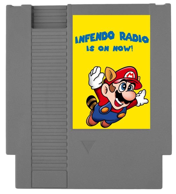 Infendo Radio is on now!