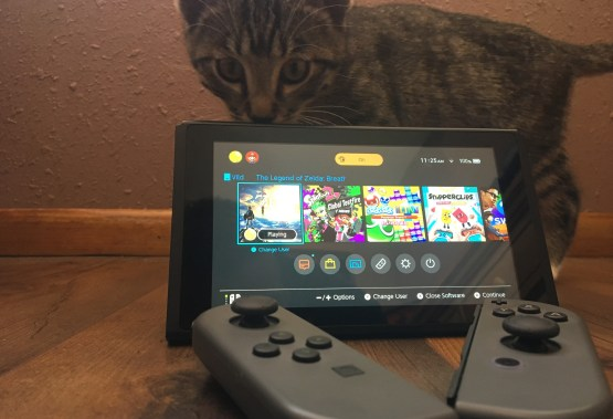 The Nintendo Switch UI sucks. Here's how to fix it.