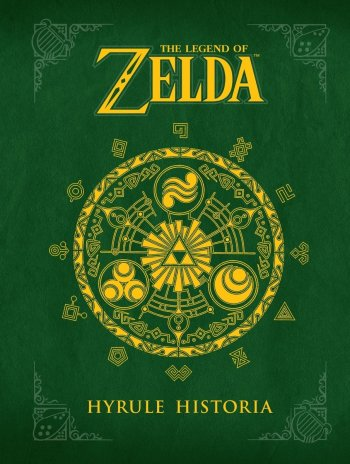 Hyrule Historia - released years before Zelda Encyclopedia and discussed The Legend of Zelda Timeline