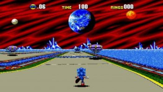 Sonic CD Special Stage - Also used in Sonic Mania