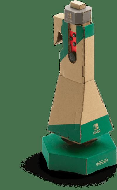 Nintendo Labo Vehicle Kit Toy Con Flight Stick