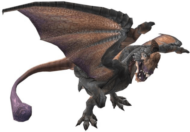 Monster Hunter Gypceros