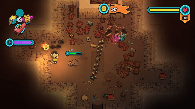 Sword of Ditto Review - Dungeon
