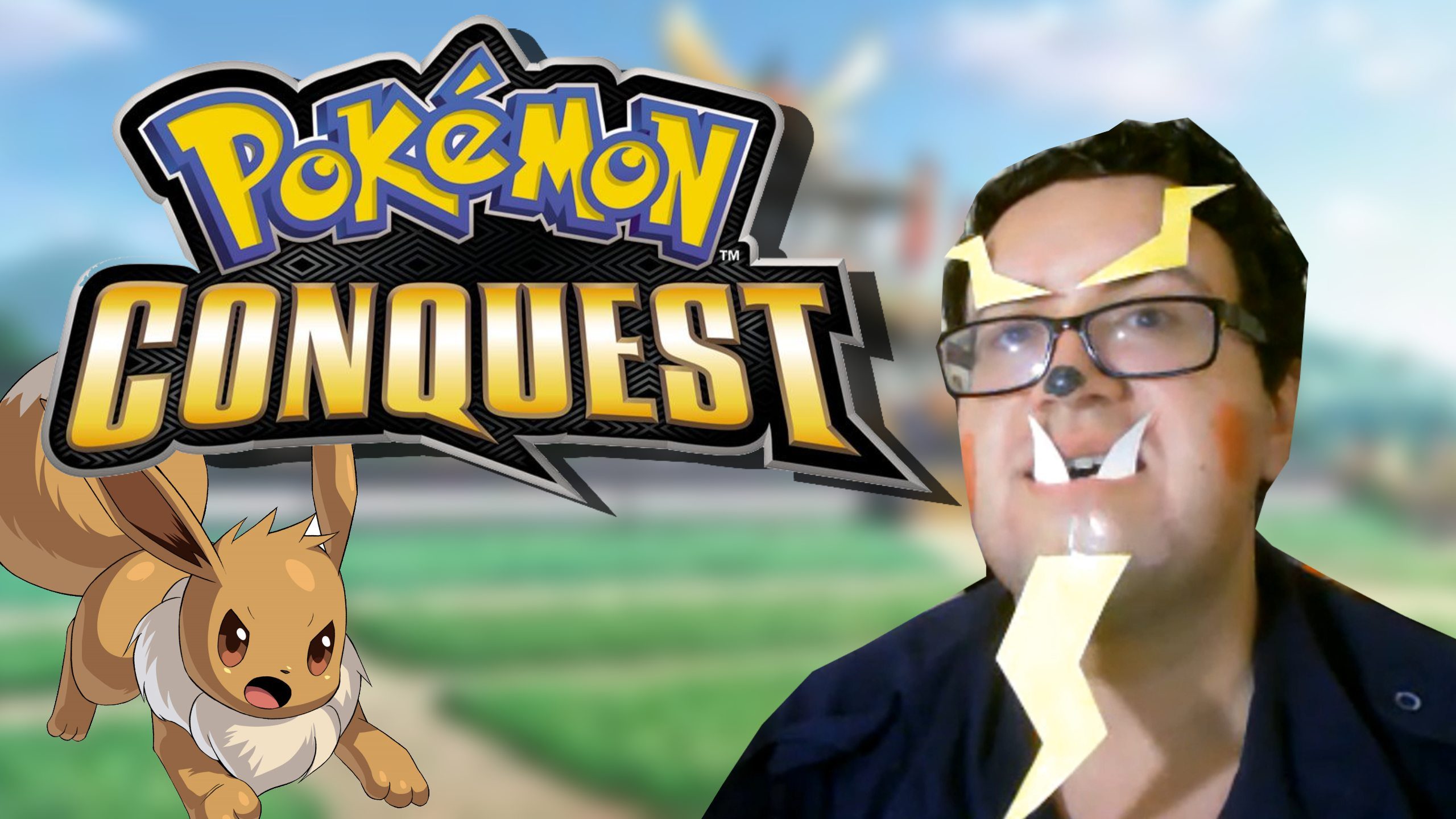 Pokemon Conquest | Lukas Peace