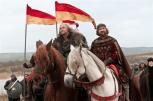 King John sammelt seine dänische Söldnertruppe