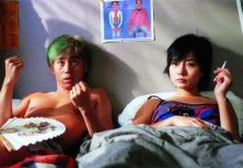 Ryu und Yeong-mi hecken einen Plan aus