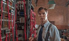 Alan Turing (Benedict Cumberbatch)