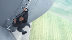Verrückt - waghalsig - Tom Cruise/Ethan Hunt!