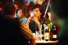 Etwas wortkarg (Roy Cheung)