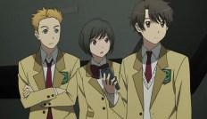 Calm, Inko & Inaho stellen sich der Gefahr