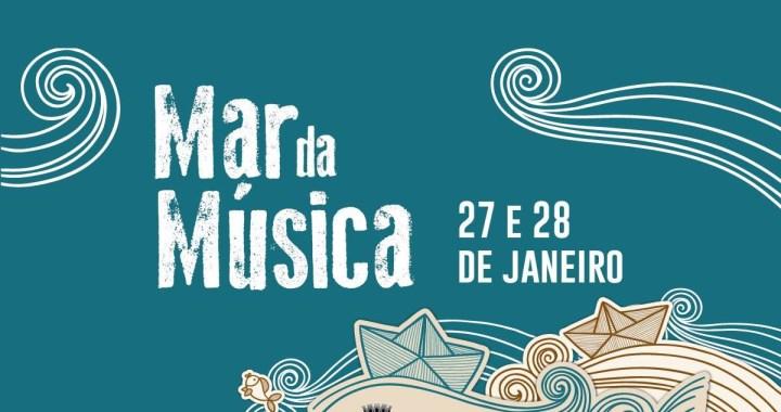 Mar da Música chega ao seu terceiro e último fim de semana