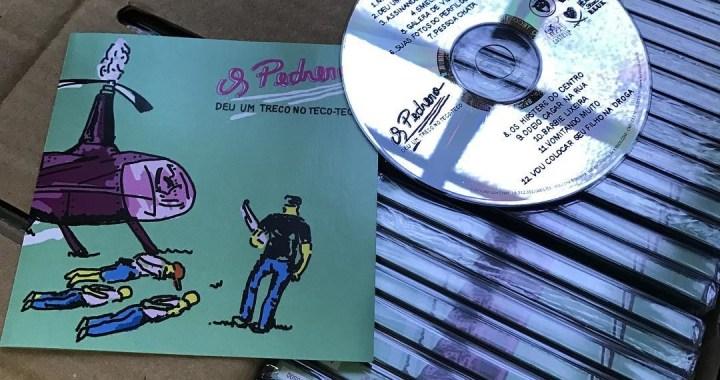 Läjä Records anuncia CD d'Os Pedrero e pré-venda do Crackinho Fuzz
