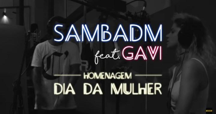 SambAdm lança vídeo de música em parceria com GAVI