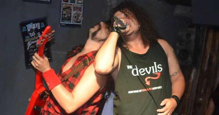The Devils discute seu novo disco com o site Roadie Metal