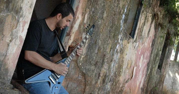 Aroldo Sampaio libera prévia de Born To Be Blue, seu oitavo disco de estúdio