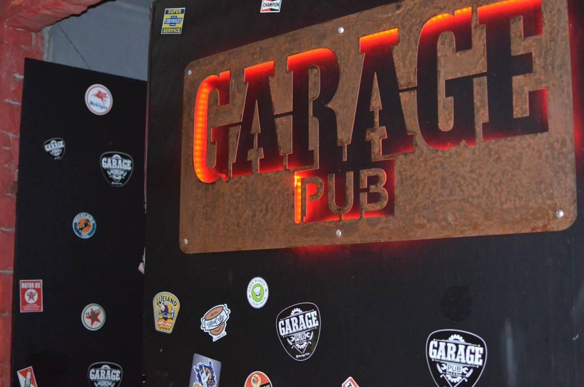 Garage Pub adota política de mini festivais