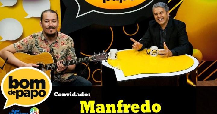 Programa Bom de Papo recebe o músico Manfredo; Assista