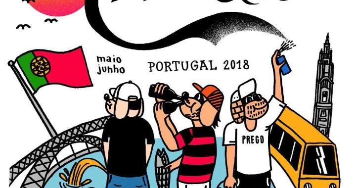 Conjunto de Música Jovem Merda se reúne para turnê em Portugal