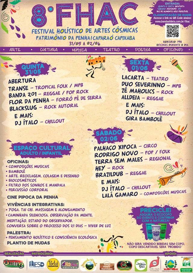 festival-holístico-artes-cósmicas-programação-line-up-divulgação-facebook
