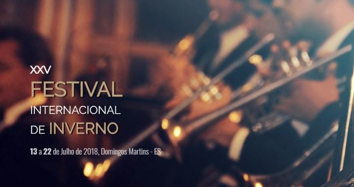 Festival de Inverno de Domingos Martins divulga programação de seu Palco Livre