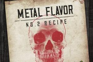 Selo Devil's Lab divulga segunda edição da coletânea Metal Flavor; escute