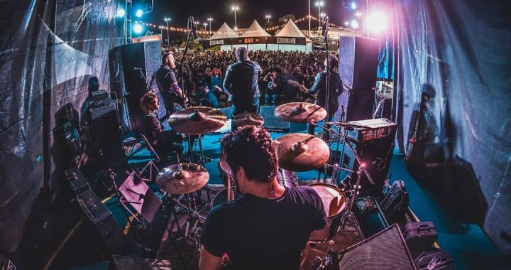 Rising Bones divulga vídeo de seu show completo no Vitória Rock Fest; assista