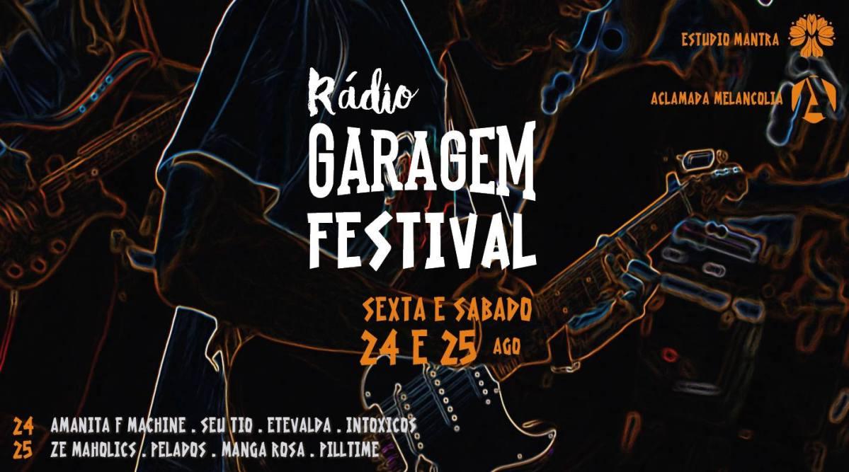 Rádio Garagem Festival, a nova aposta do Lado-B do Triângulo