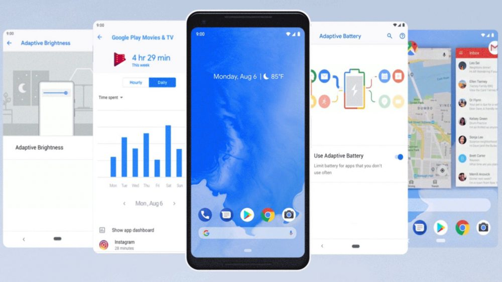 Android 9 Pie Is Now Official, Google Pixel Update Starts Today