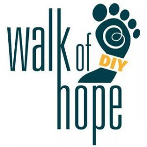 DIY Walk of Hope Logo