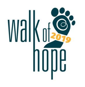 2019 Walk of Hope Logo